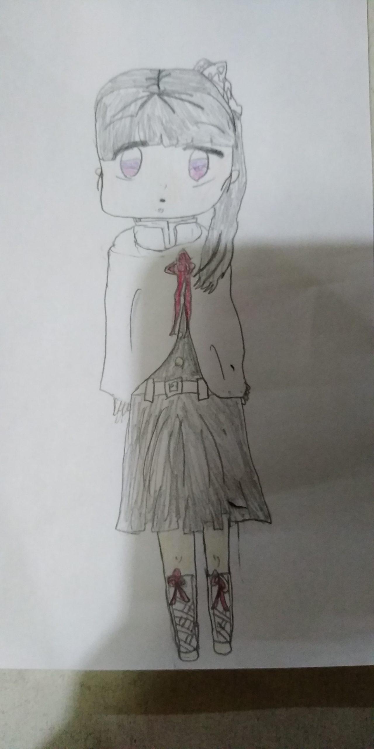 滅 カナヲ 可愛い の 刃 鬼 イラスト